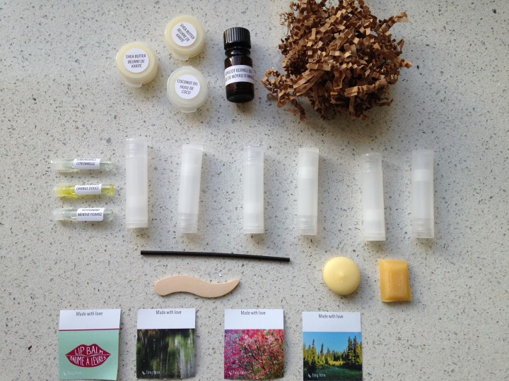 Tiny Fern: Make your own lip balm