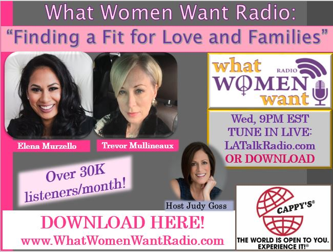What Women Want Talk Radio with Judy Goss!
