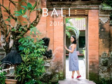 Flytographer's 50 photos of Bali