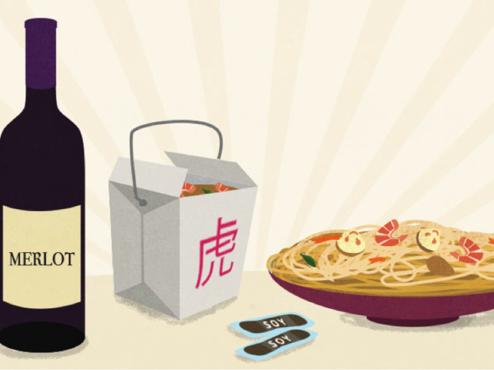 Winning Wine Pairings for Takeout