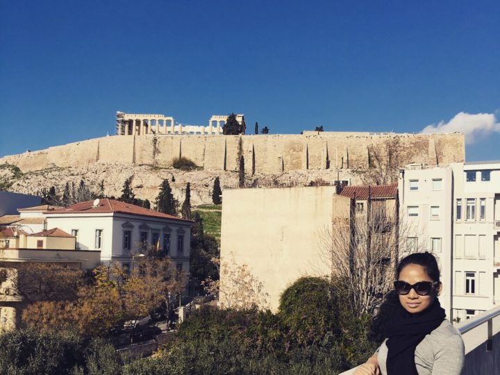 Quarterly Travel Update: Athens, NYC and London x 2