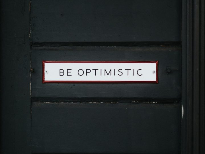 For Thrive Global: Optimism from Oppression